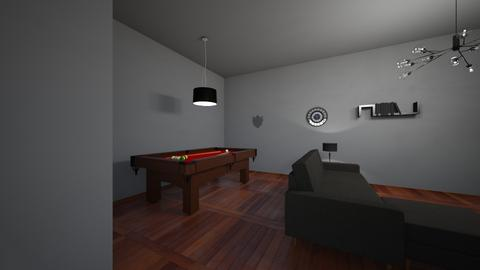 NatalieGarcia 5th pd - Modern - Living room  - by nataliegarcia24