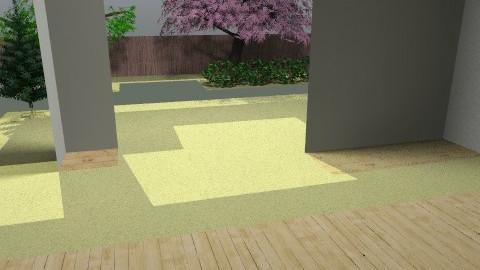 banjavčićeva terasa-vrt18a - Eclectic - Garden  - by tatjana_novak