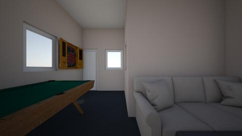 the cool living room  - Living room  - by everett_millhouse