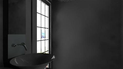 nibiru 001 - Minimal - Bathroom  - by domuseinterior