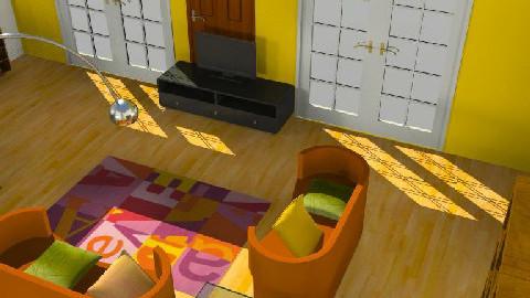 Room Mario - Dining Room  - by Sinara Campos
