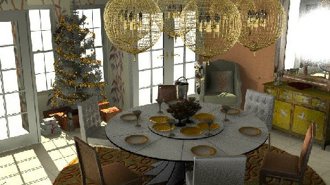 Home sweet home - Dining Room - by FRANKHAM