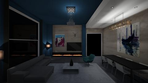 Living Room II - Modern - Living room  - by sfurkan