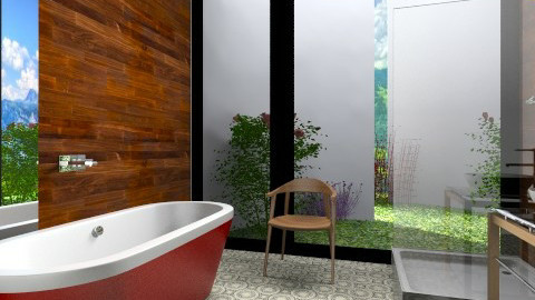 Carscion Bath - Modern - Bathroom  - by 3rdfloor