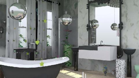 BATHROOM7 - Classic - Bathroom  - by asifgoldpk