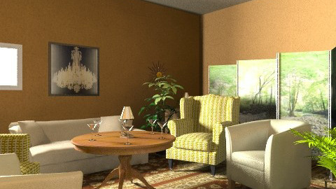 Good living room - Retro - Living room - by myArchitecture