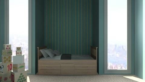 Stripes - Modern - Kids room - by GEORGIA288