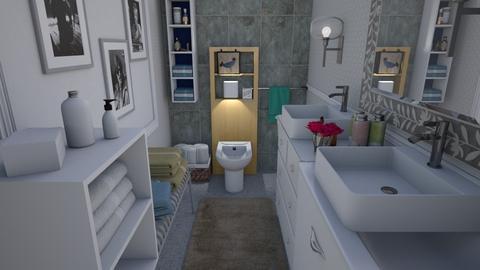 toilet - by pachecosilv