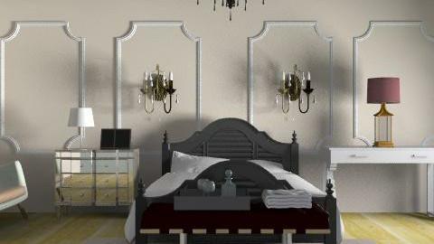 Francia - Classic - Bedroom  - by minerva8a