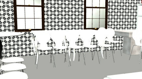 our wedding setting - Dining Room  - by Aileen1975