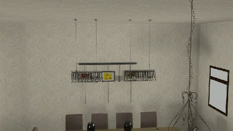 A Room - Dining Room  - by samahir