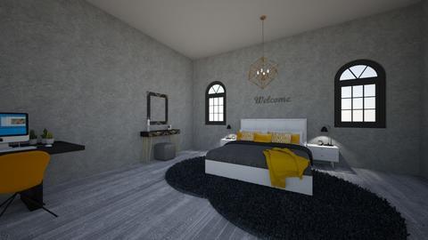 Dreamhouse - Modern - Bedroom  - by Marlisa Jansen