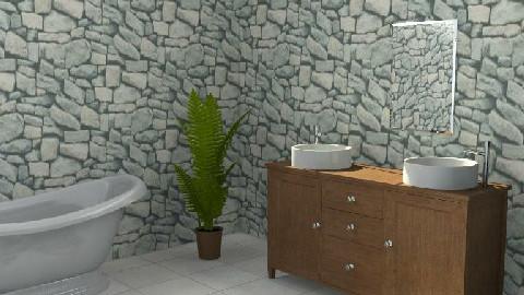 bathroom - Bathroom - by laura1996