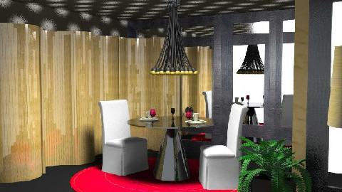 private dining - Dining Room  - by tingo