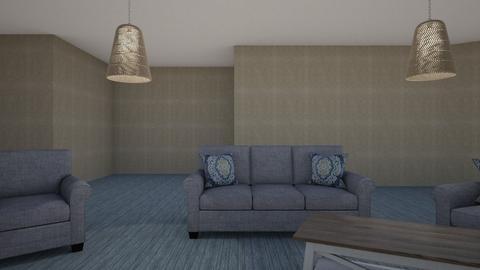 Jaces room - Modern - Living room  - by JaceB