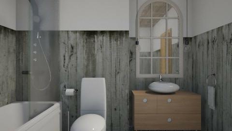 Ashornate Bathroom - Eclectic - Bathroom  - by 3rdfloor