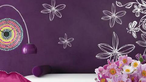 key livin room purple - by keylaperez1