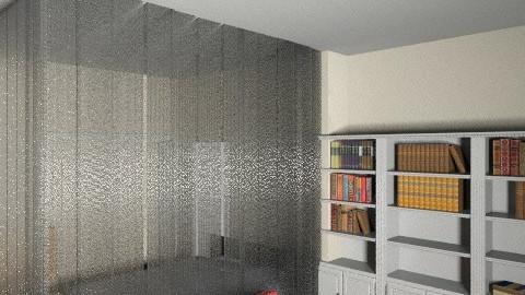 Stu Stu Studio Apartment - Minimal - Bedroom - by walshnat