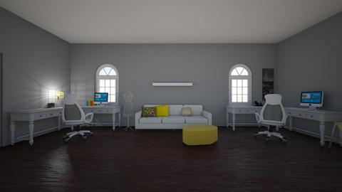 Home Office Yellow - Office - by pmm6739