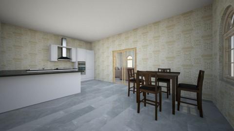 Aschmegan  - Living room - by derpy_derp123