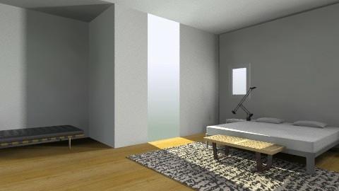 DWR Sharon C Master 4 - Minimal - Bedroom - by rescano