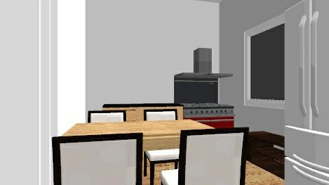 168_kitchen - Classic - Kitchen  - by vetoc