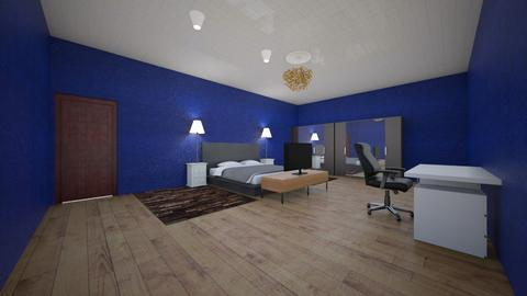 Design Idea 1 - Modern - Bedroom  - by Mossiah