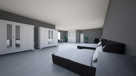 Sassanelli room - Bedroom  - by Gabbymabby99