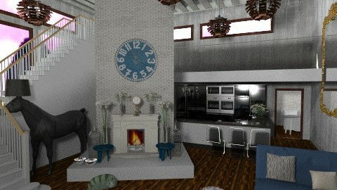 Modern Melody - Eclectic - Living room  - by rampage
