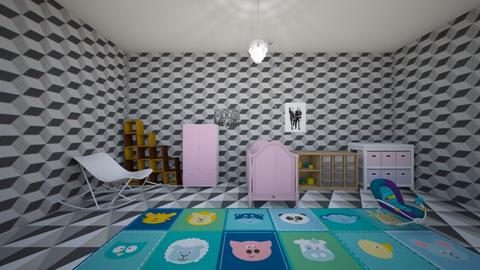baby room - Modern - Kids room  - by Sofia and kiki