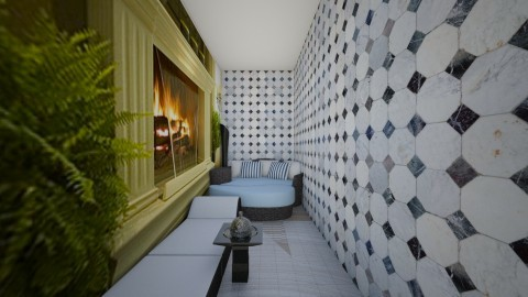 fun ideas loft bath - Eclectic - Bathroom - by Martin Sandor