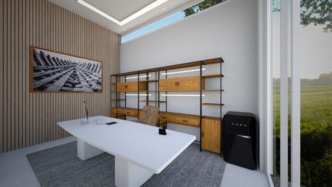 escritorio   - by marilentz