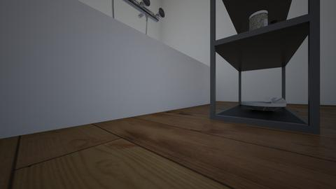 Matinins bathroom - Bathroom - by matemaandmiamarooms