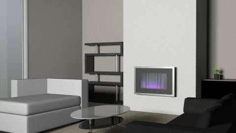 minimal - Minimal - Living room  - by nicoleelaine