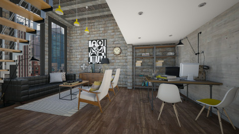 Home office - Office  - by cath09