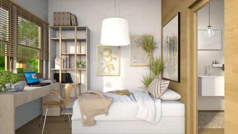 Student Dorm - by anamarijag00
