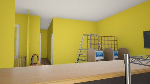 Daycare not finished - Modern - Kids room  - by ElsaofDesign