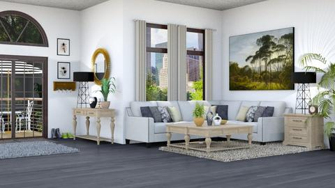 home - Living room - by JiaJayy