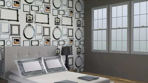Frames  - Glamour - Bedroom - by magicboy18
