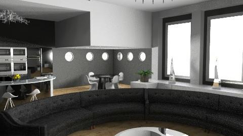 Mono - Minimal - Living room  - by camilla_saurus