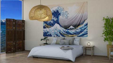Feng Shui  - Bedroom  - by LilLil
