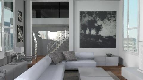 Stark - Living room  - by jenshadow_222