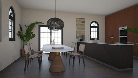 light sand  - Living room  - by Demy de vries