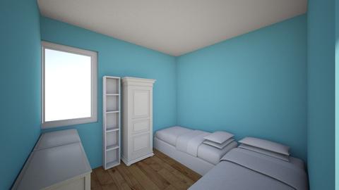 Hab peques3 - Kids room - by yo1974