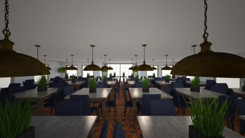 spanish - Modern - Dining room - by  pamplemousse
