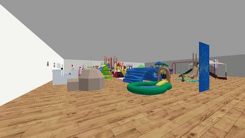 Bawialnia 2 - Classic - Kids room  - by Kostek3