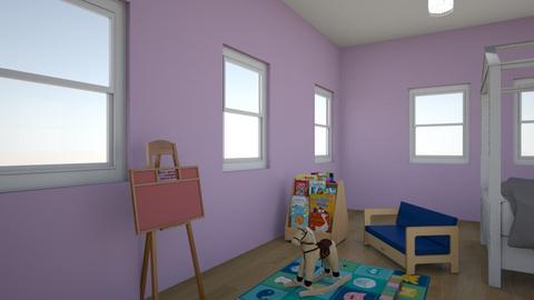 Kids room  - Kids room - by profencasa97