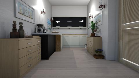 Bedroom and kitchen - Classic - by popovicsonja