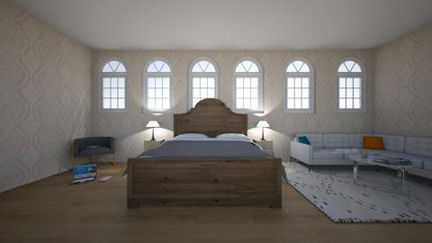 Bedroom - by mjort