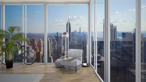 NY - Living room  - by LCPV